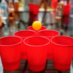 Beer Pong... what else?